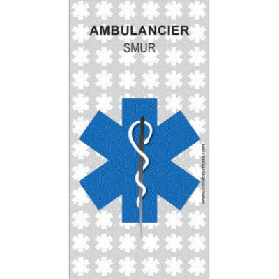 Caducee-Ambulancier-SMUR